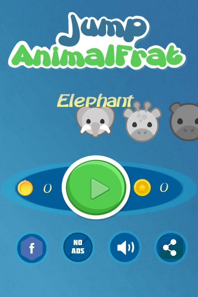 Juego completo Buildbox – Jump Animal Frat